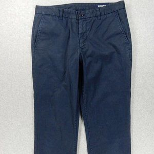 Bonobos Slim Straight Flat Front Casual Pants